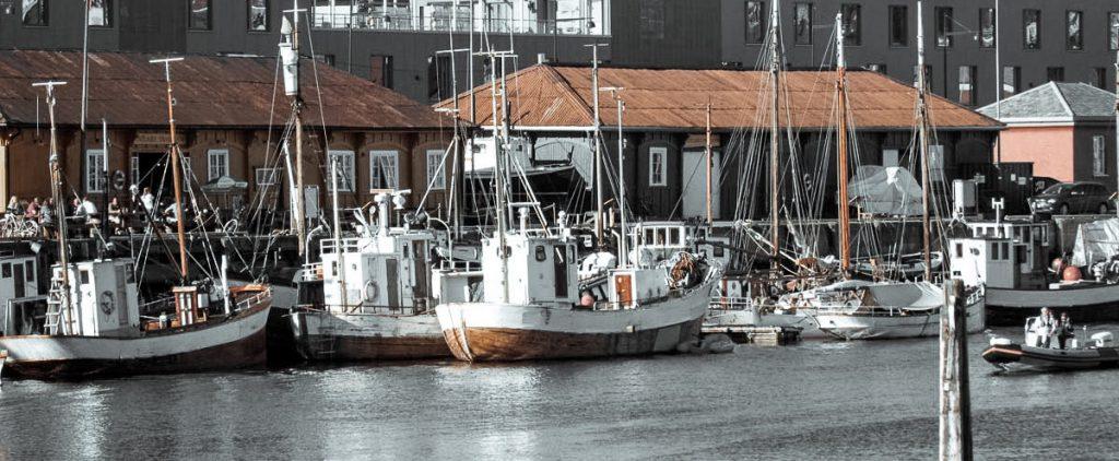 Trondheim  porto
