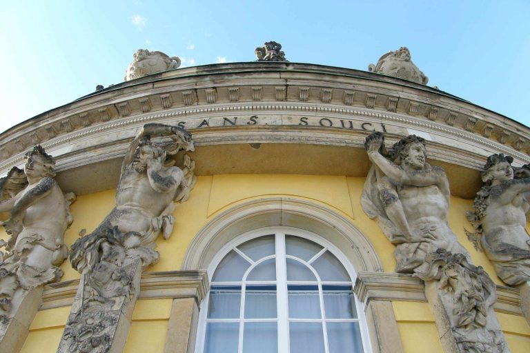 potsdam_Sanssouci