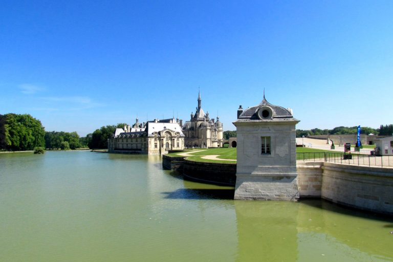 Chantilly castello